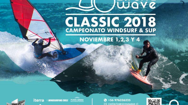 La Sirena Wave Classic 2018