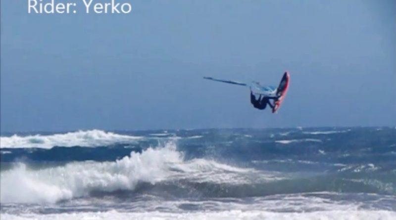 Windsurfing Ritoque 19 de Marzo 2019