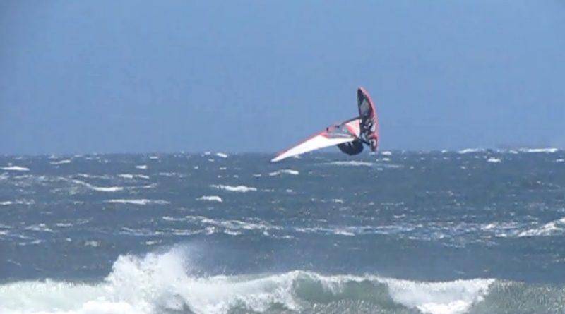 Windsurfing Ritoque, super week!