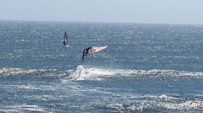 FOTOS sesión 5 de Marzo 2020: Windsurfing HOOKIPA/Sto Domingo
